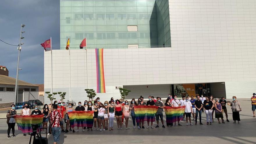 Torre Pacheco reivindica la diversidad en el Orgullo 2020