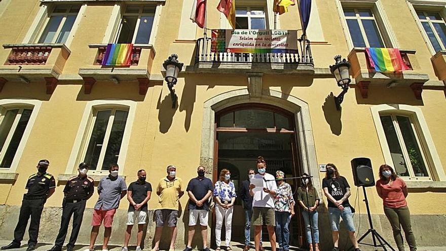 Blanes crida a rebutjar l'homofòbia   AJUNTAMENT DE BLANES