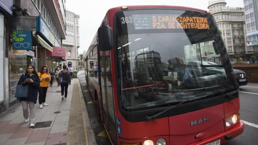 El Concello aplicará el 1 de febrero la rebaja de la tarifa del bus