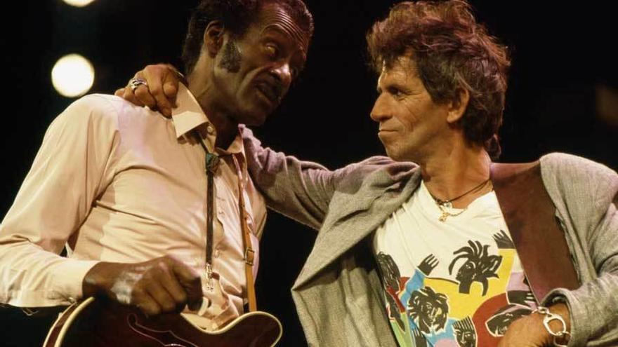 ¡Al agua, patos! con Chuck Berry