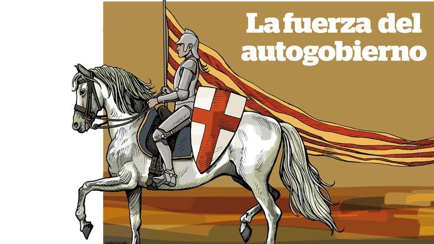 Momentos para reafirmar el aragonesismo