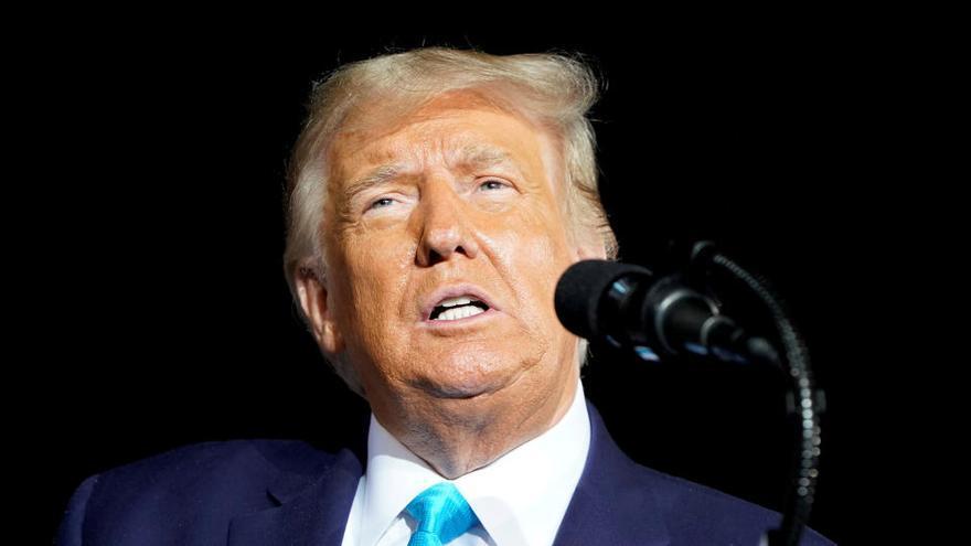 Trump no pagó nada de impuestos durante una década