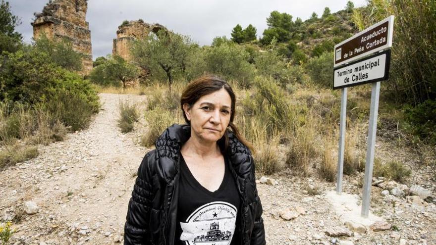 Calles reivindica la titularidad del acueducto romano de Peña Cortada