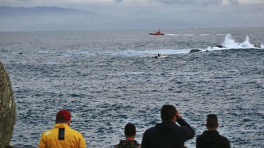 Sin chalecos salvavidas, una frágil lancha y un fuerte temporal, unidos en el fatal naufragio de la Rosa