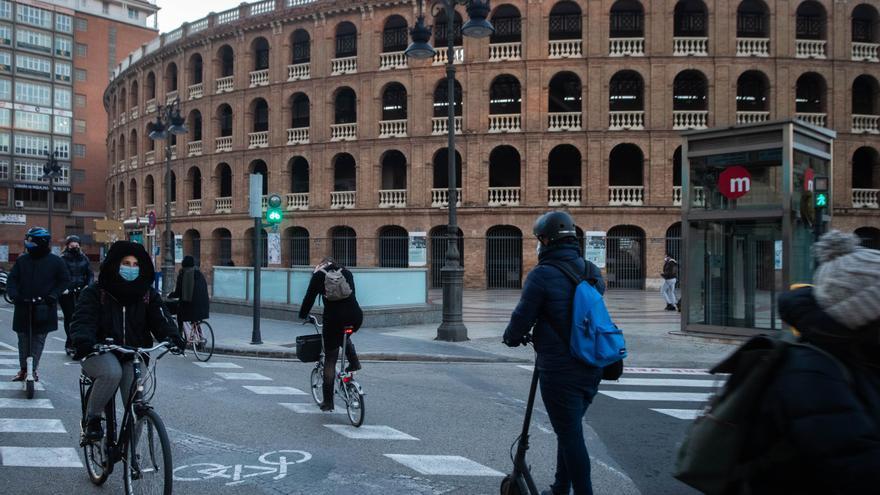 València es la tercera ciudad con más incidencia de covid de España