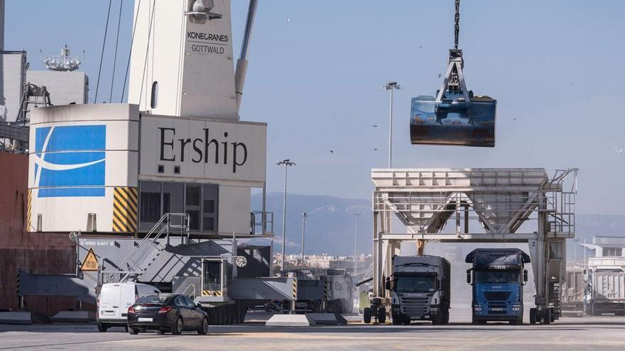 El sistema SEA mejora el transporte del cereal