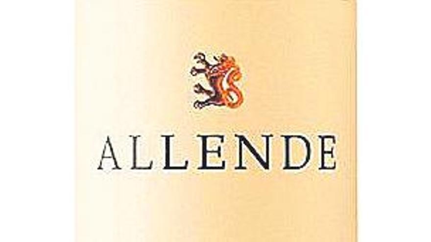 EL VI   Allende blanc 2016