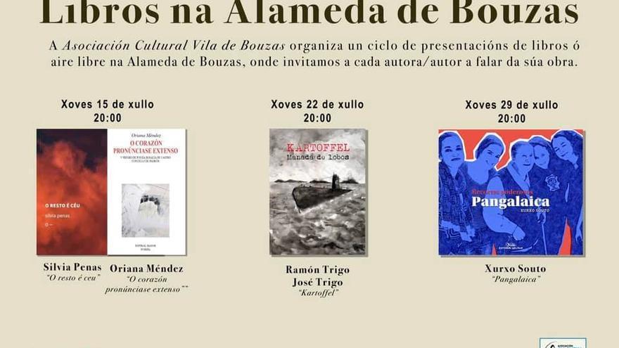 Libros na Alameda de Bouza - Xurxo Souto: Pangalaica