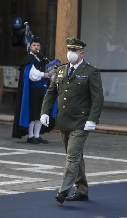 Alberto González Estébanez, neumólogo en el Hospital Central de la Defensa Gómez Ulla de Madrid.