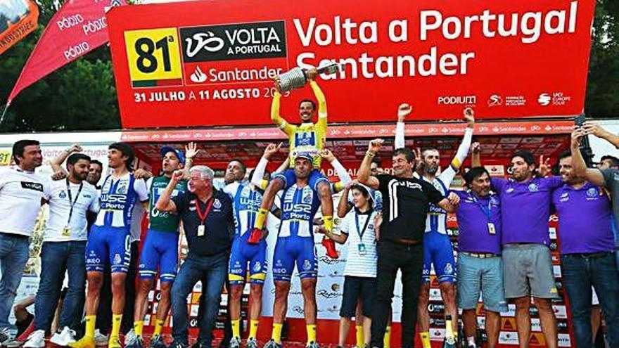 João Rodrigues gana la crono y logra el triunfo final