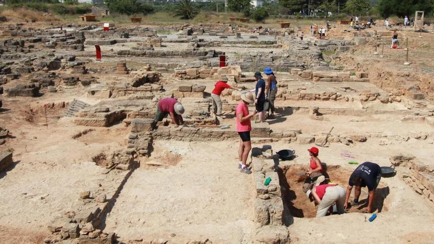 Archäologische Ausgrabungsstätte von Pollentia wird erweitert