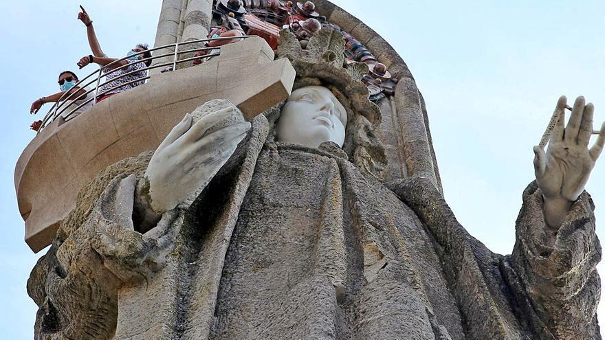 La Virgen de la Roca se someterá a infrarrojos