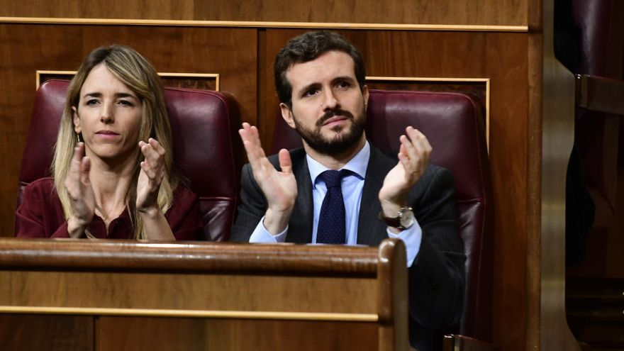 Álvarez de Toledo a Iglesias: «Vostè és fill d'un terrorista»