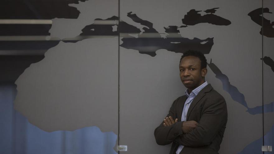 De la patera a emprendedor en Ghana