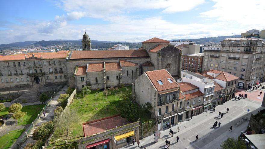 El Plan Nacional del Xacobeo destina 5 millones al Covento de San Francisco y el Mosteiro de Lérez