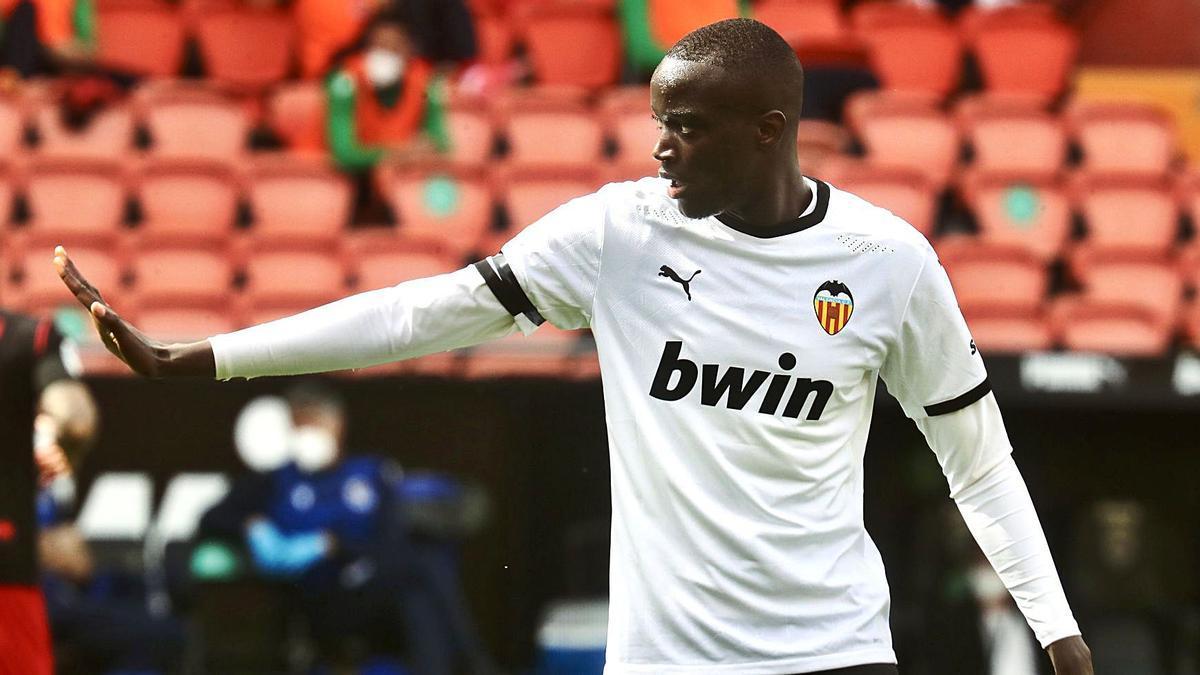 Mouctar Diakhaby recibió una oferta del Monaco, pero prefiere dar un salto de calidad y poner rumbo al fútbol inglés.   NOMBRE FEQWIEOTÓGRAFO