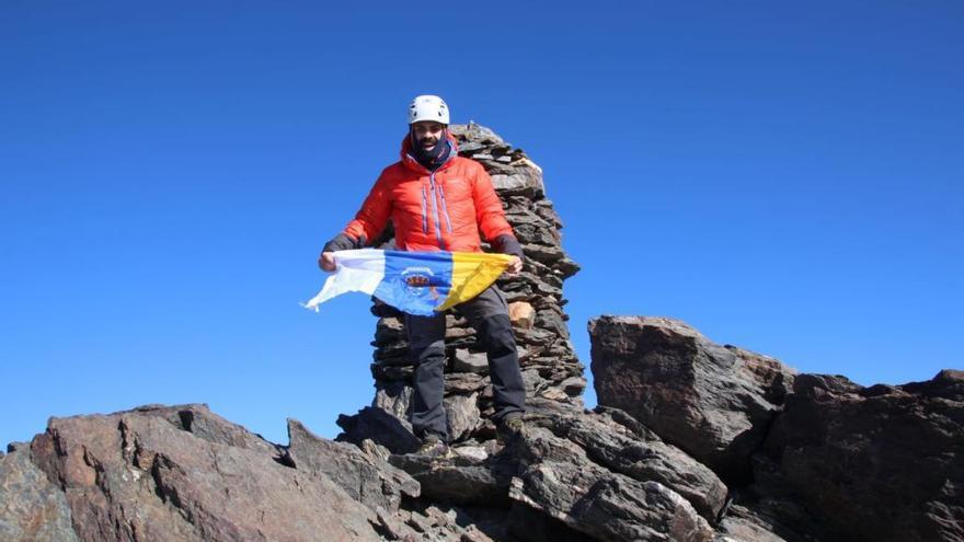 De Guía a los siete picos de España