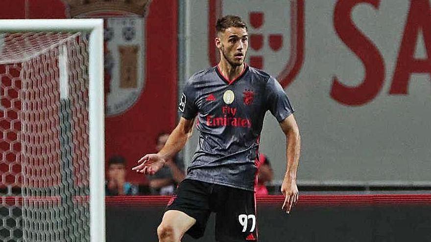 Ferro, segundo fichaje de invierno del Valencia CF
