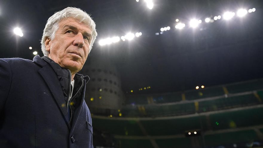 El entrenador del Atalanta dice que tenía coronavirus cuando su equipo jugó en Valencia
