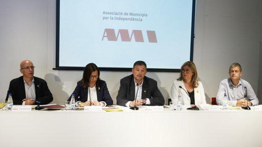 L'AMI promourà que els edils sobiranistes prometin o jurin «per la república catalana»