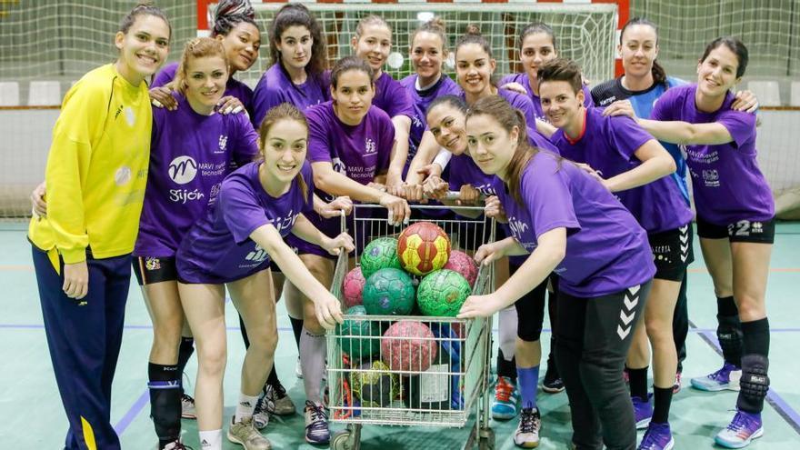Las chicas del Mavi tumban a las favoritas en la Copa del Rey de balonmano
