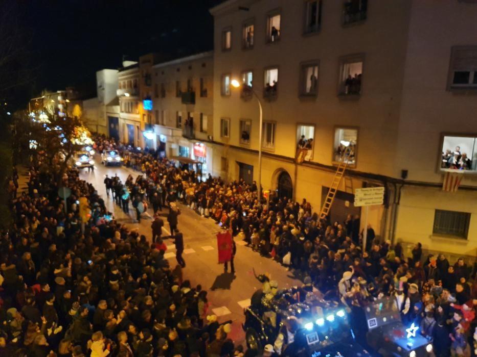 Els Reis Mags arriben a Igualada