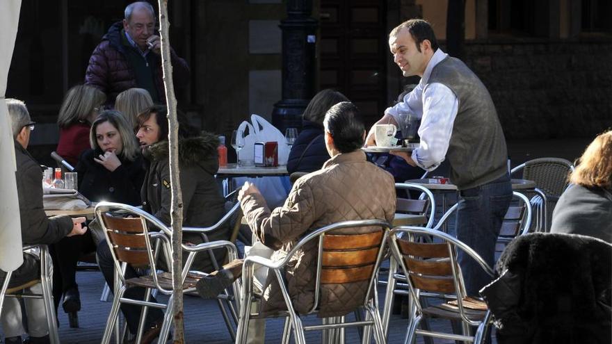 La campaña de Semana Santa generará 4.380 contratos en Asturias