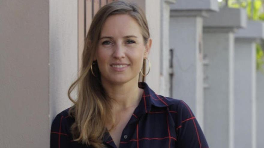 Melisa Rodríguez afirma que Ciudadanos es el partido de las familias