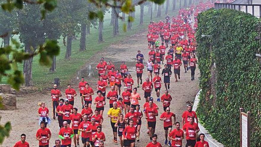 Igualada reunirà més de 2.000 atletes a La Cursa de RAC1, aquest diumenge