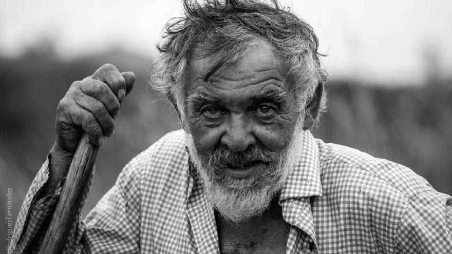 """Villaviciosa retrata el rostro de Asturias en la obra """"Paisanos"""""""