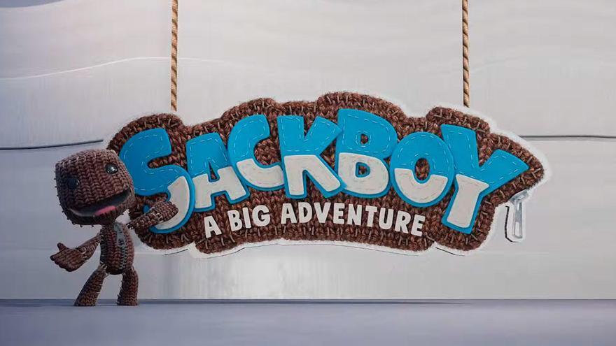 'Sackboy: Una aventura a lo grande' llegará en exclusiva a Playstation 4 y 5