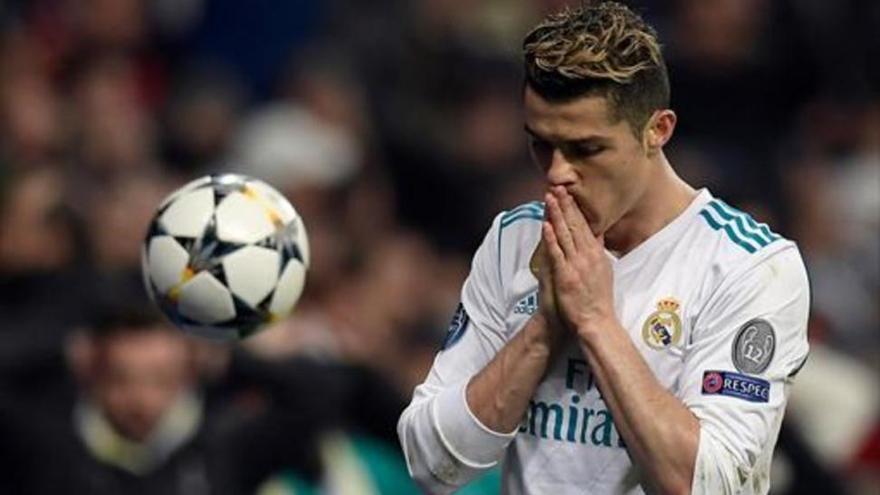 Cristiano Ronaldo ofrece 14 millones a Hacienda