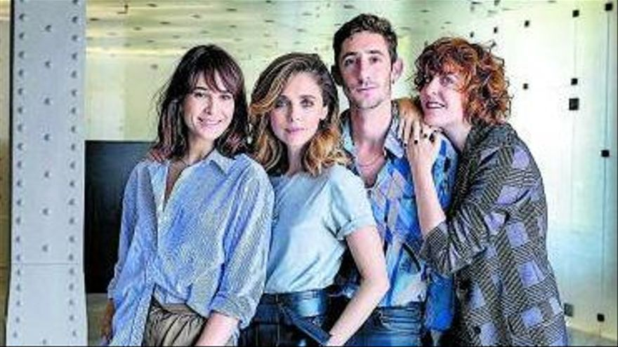 La sèrie «Vida perfecta» ja té data d'estrena a Movistar +