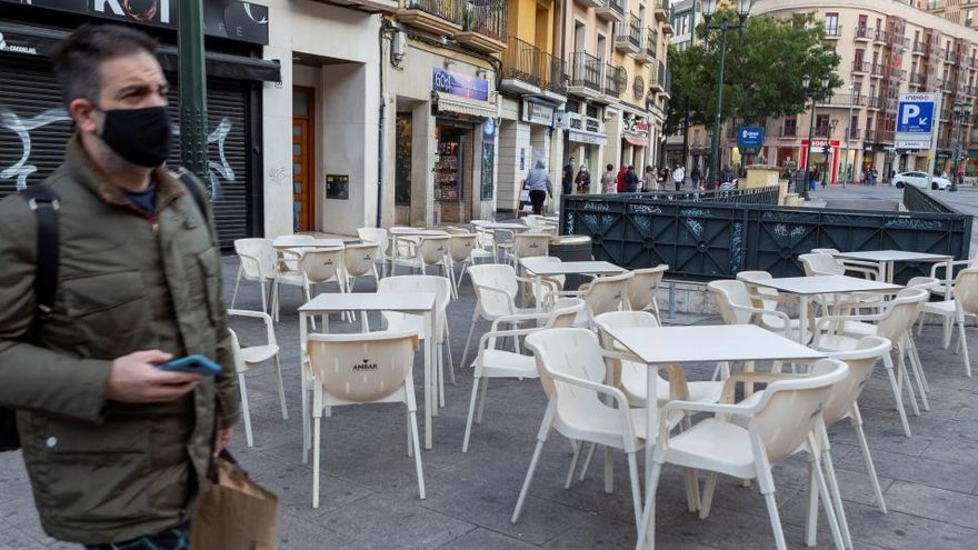 Aragón entra en nivel de alerta 2