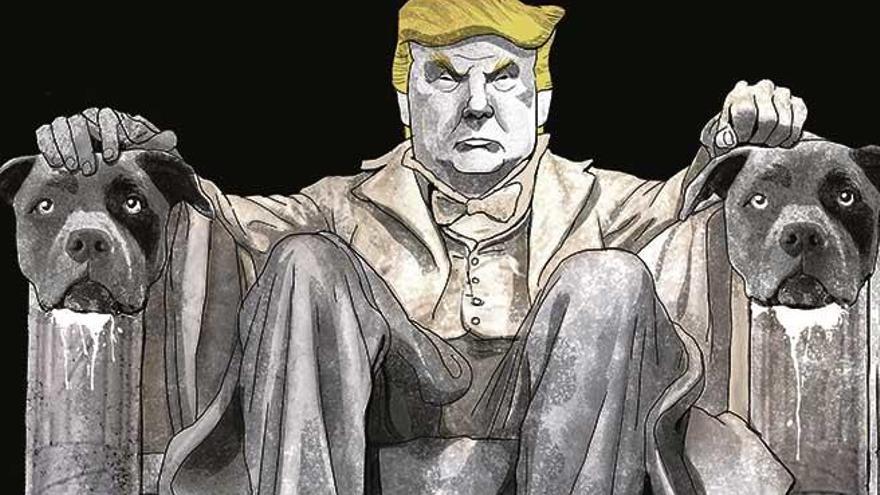 La fronda contra Trump