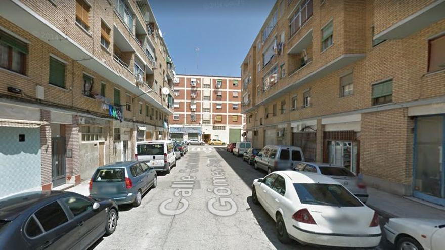 Detenido un hombre por agredir a su mujer y una pareja por una pelea en su piso en Zaragoza