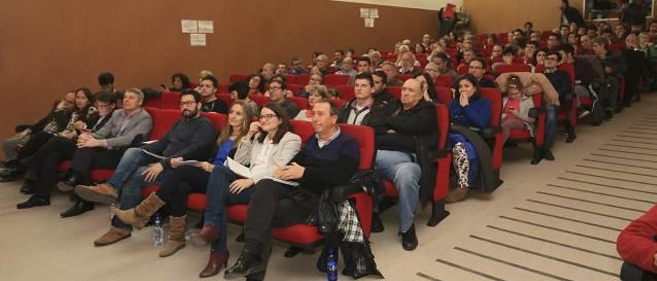 Baldoví: «Estas elecciones españolas son las más valencianas de la historia»