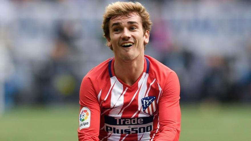 El Atlético anuncia la renovación de Griezmann y Lucas y el fichaje de Lemar