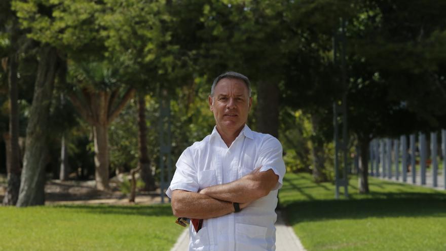 Antonio José Aledo Tur: «No queda otra que aprender a convivir con el riesgo porque la otra opción es el negacionismo»