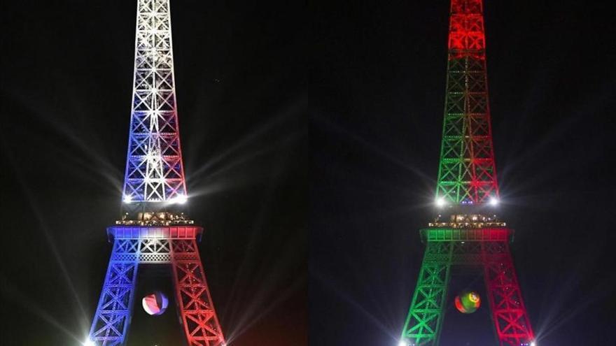 Portugal-Francia, la final del cambio