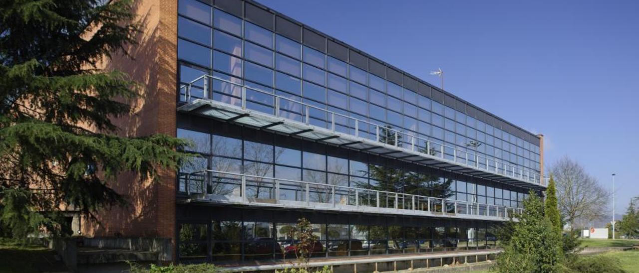 Edificio de IDEPA.