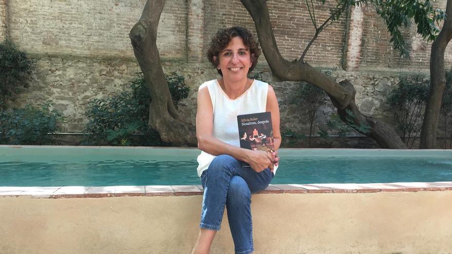 Sílvia Soler Guasch parla de la reconciliació en una novel·la que segueix la història de quatre amics
