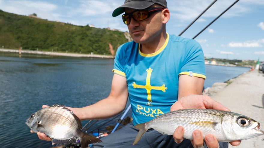 El mejor pescador, el rey de la espera