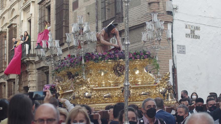 Procesión extraordinaria del Mayor Dolor, en Antequera