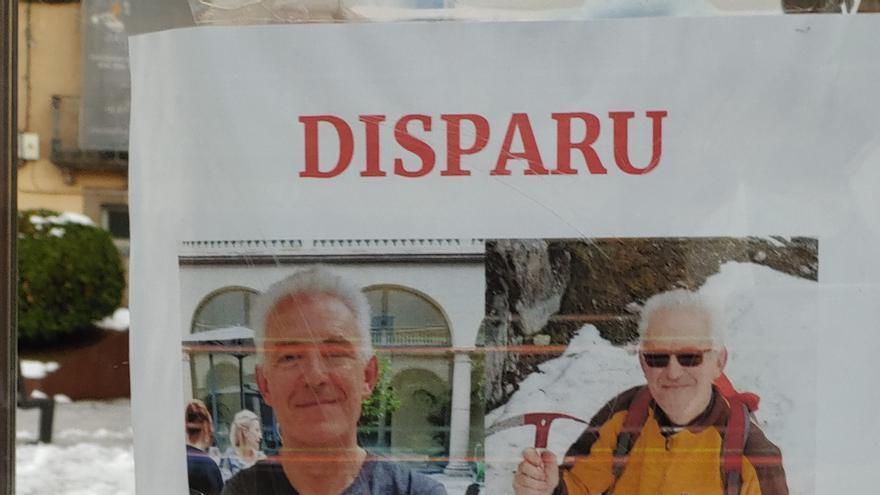 La Gendarmería encuentra los restos del abogado oscense desaparecido en el Pirineo