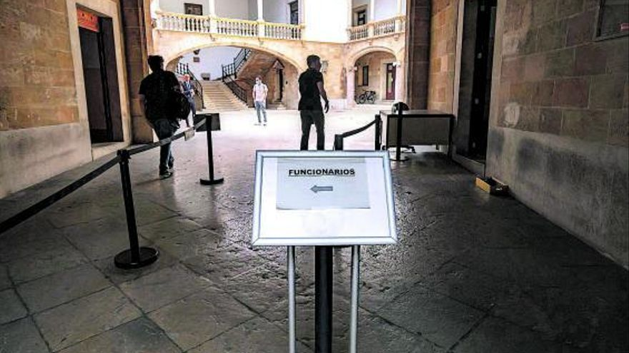 Los jueces reclaman que se utilice el catalán como idioma en los tribunales