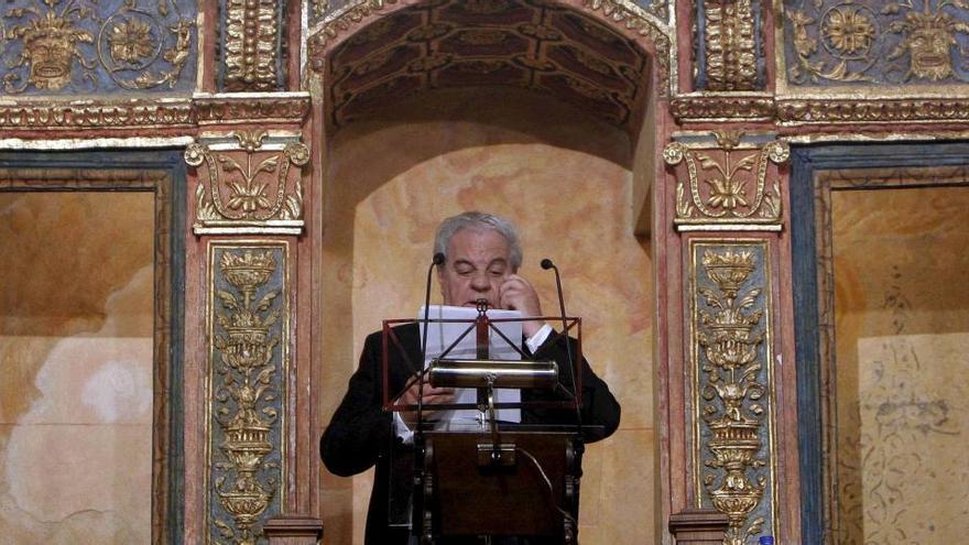 Lumen publicará en septiembre un libro inédito de Marsé, 'Viaje al sur'