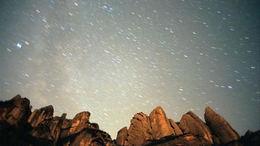 Lluvia de Acuáridas: dónde y cuándo ver este fenómeno astronómico