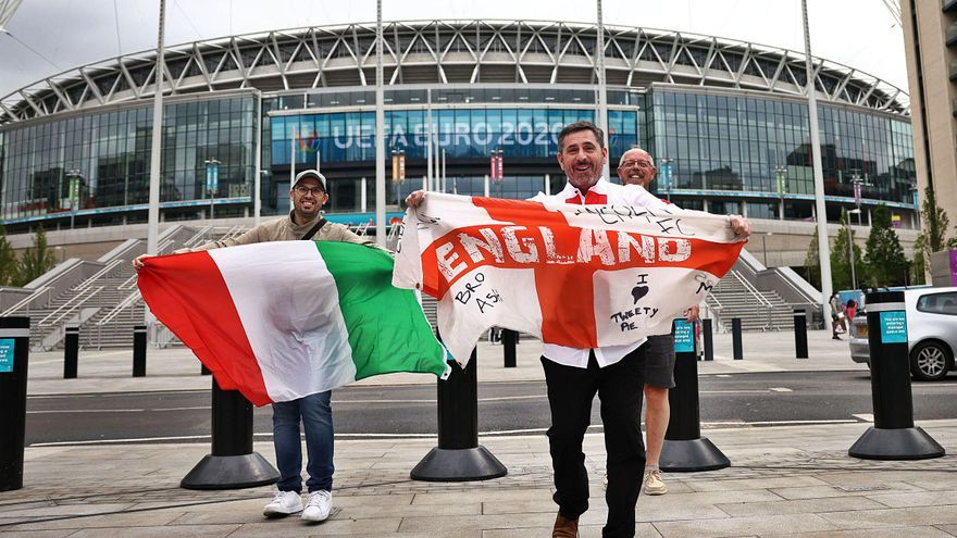 Italia quiere arruinar la fiesta inglesa