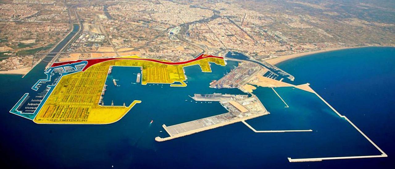 Reordenan el puerto para la torre Boluda y la terminal de cruceros